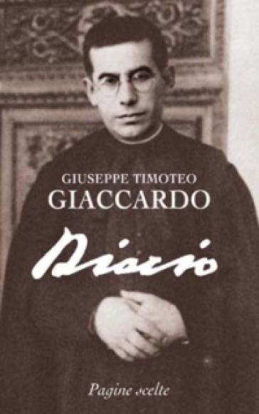 Diario. Pagine scelte - Timoteo Giaccardo  