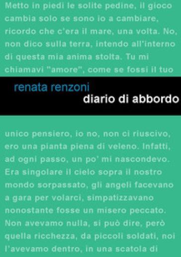 Diario di abbordo - Renata Renzoni | Kritjur.org