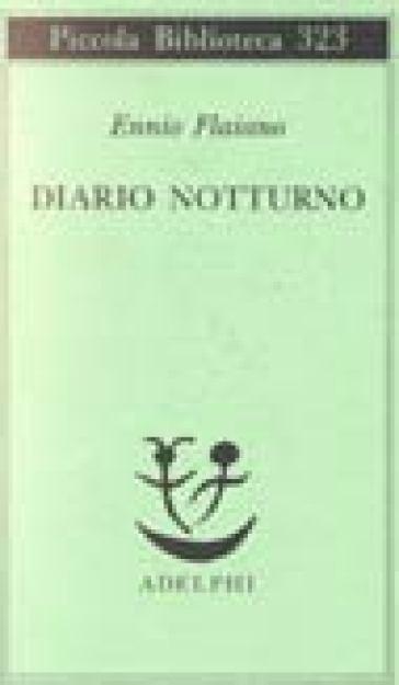 Diario notturno - Ennio Flaiano | Kritjur.org