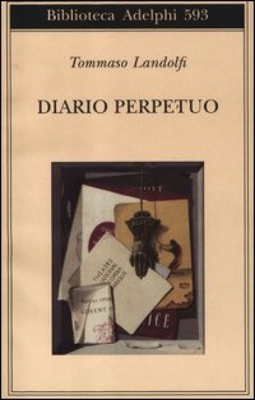 Diario perpetuo. Elzeviri 1967-1978 - Tommaso Landolfi   Kritjur.org