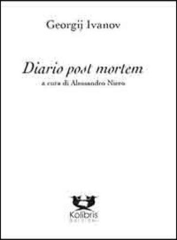 Diario post mortem - Georgij V. Ivanov |