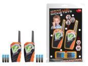 Dickie Toys - Walkie Talkie Portata 150 Mt E Effetto Cambia Voce