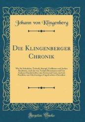 Die Klingenberger Chronik