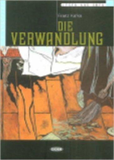 Die Verwandlung. Con audiolibro. CD Audio - Franz Kafka |