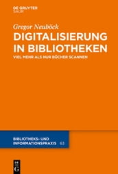 Digitalisierung in Bibliotheken