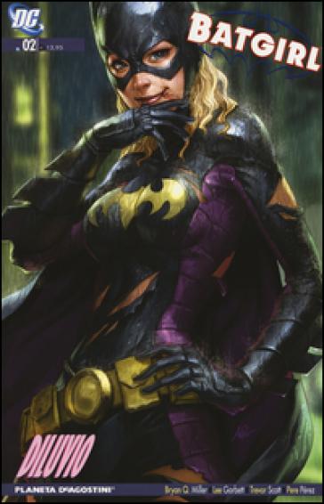Diluvio. Batgirl. 2. - E. Cecchini  