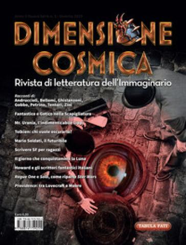 Dimensione cosmica. Rivista di letteratura dell'immaginario (2019). 6: Primavera