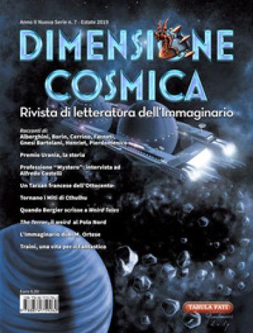 Dimensione cosmica. Rivista di letteratura dell'immaginario (2019). 7. -  pdf epub