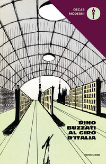 Dino Buzzati al Giro d'Italia - Dino Buzzati   Thecosgala.com