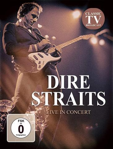 Dire Straits - Live In Concert