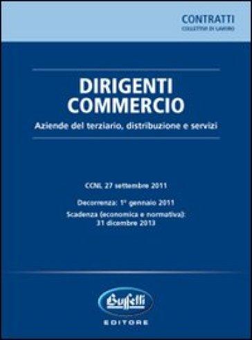 Dirigenti commercio aziende del terziario distribuzione for Ccnl terziario distribuzione e servizi
