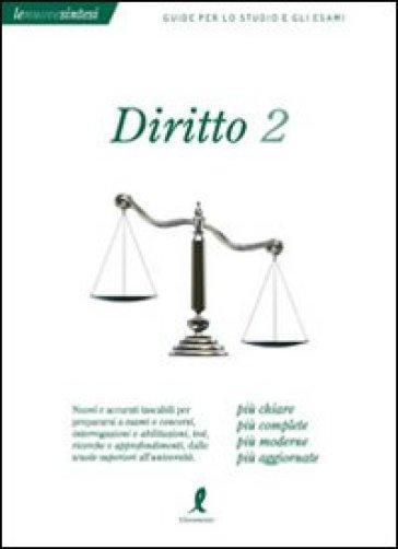 Diritto. 2. - Anna D. De Blasi |