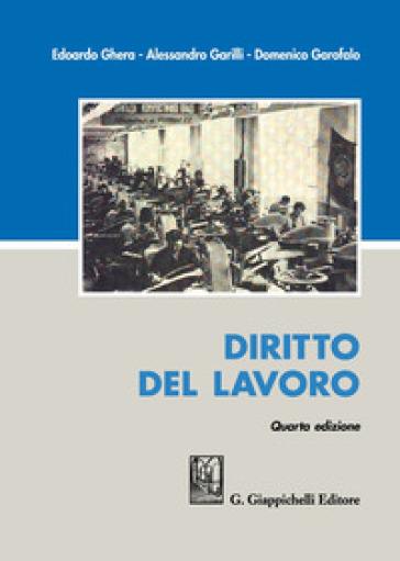 Diritto del lavoro - Edoardo Ghera |