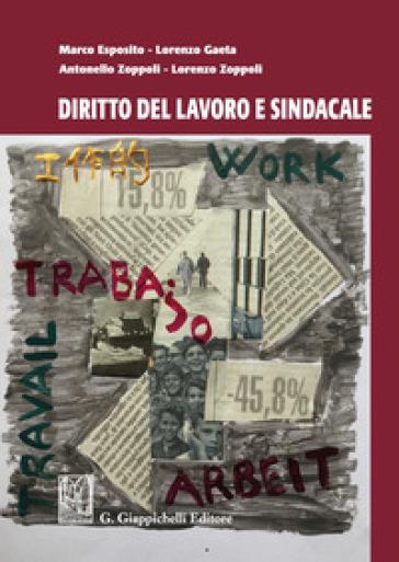 Diritto del lavoro e sindacale - Marco Esposito pdf epub