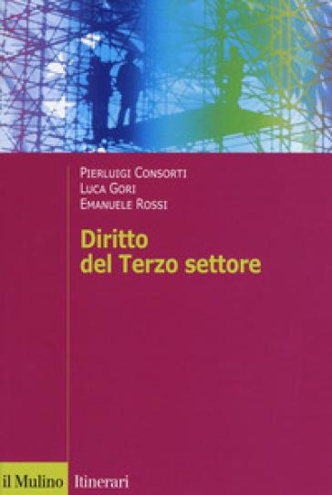 Diritto del terzo settore - Pierluigi Consorti pdf epub