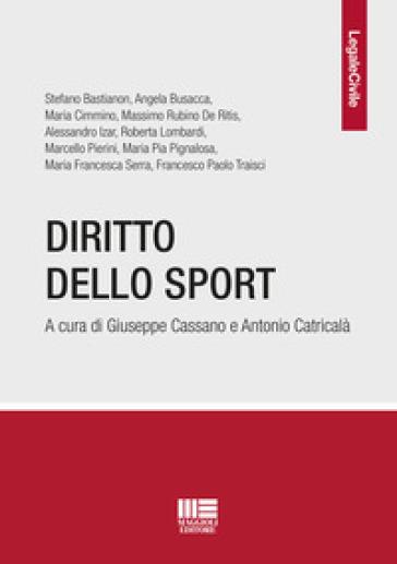 Diritto dello sport - G. Cassano |