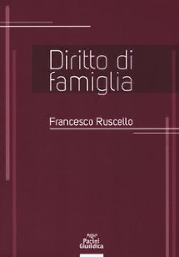 Diritto di famiglia - Francesco Ruscello pdf epub