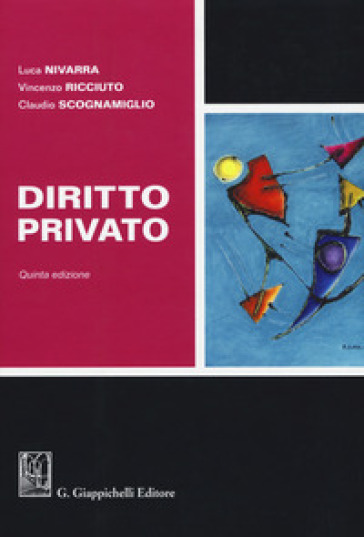Diritto privato - Luca Nivarra |