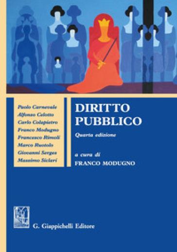 Diritto pubblico - F. Modugno |