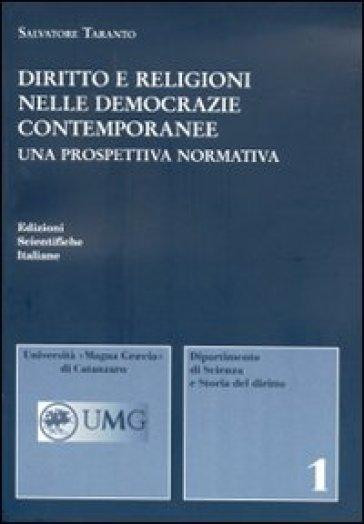 Diritto e religioni nelle democrazie contemporanee - Salvatore Taranto  