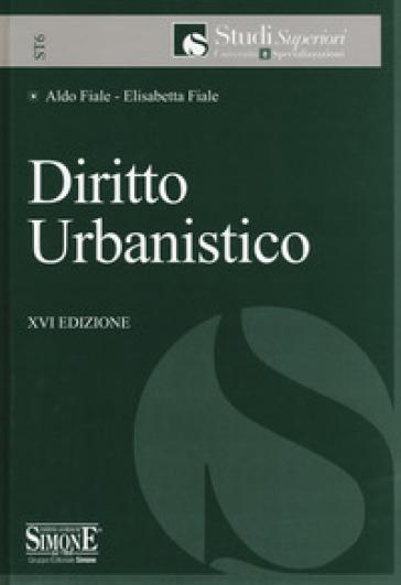 Diritto urbanistico - Aldo Fiale pdf epub