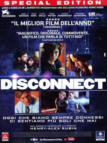 Disconnect (DVD)(special edition)