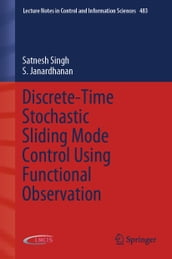 Discrete-Time Stochastic Sliding Mode Control Using Functional Observation