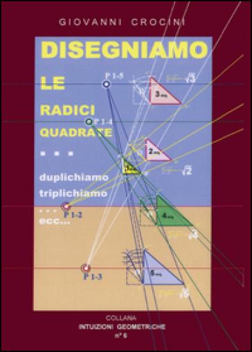Disegnamo le radici quadrate... duplichiamo... triplichiamo... ecc... - Giovanni Crocini  