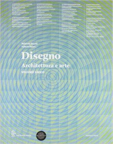 Disegno architettura e arte con eserciziario con e book for Disegno di architettura online