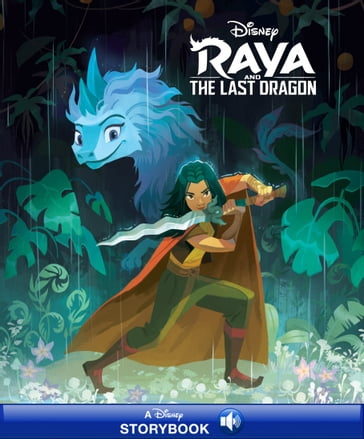 Disney Classic Stories: Raya and the Last Dragon