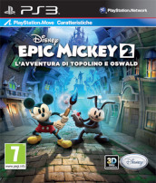 Disney Epic Mickey 2