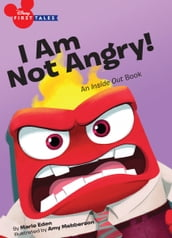 Disney First Tales: Inside Out: I Am Not Angry!