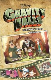 Disney Gravity Falls Cinestory Comic Volume 3