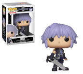 Disney Kingdom Hearts 3 - Pop Funko Vinyl Figure 488 Riku 9Cm