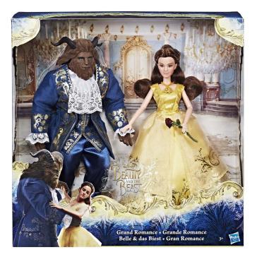 Disney Princess - Bambola La Bella e la Bestia - - idee regalo