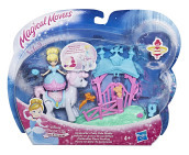 Disney Princess Magical Mov. Playset Ass