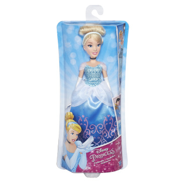 Disney Princess Royal Shimmer Cinderella Fashion Doll