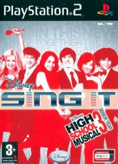 Disney Sing It! High School Musical