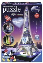 Disney Torre Eiffel Night Edition