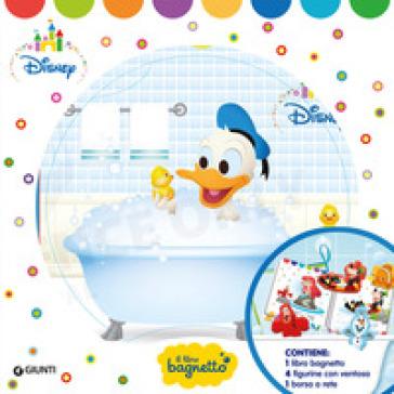 Disney baby. Il libro bagnetto. Ediz. a colori. Con gadget