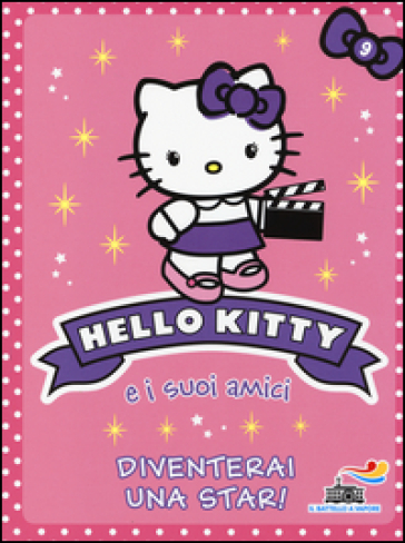 Diventerai una star! Hello Kitty e i suoi amici. 9.