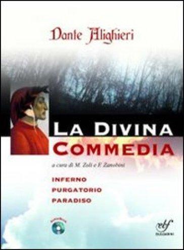 La Divina Commedia. Ediz. integrale. Con DVD. Con espansione online - Dante Alighieri |