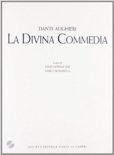 La Divina Commedia. Ediz. integrale. Con CD-ROM - Dante Alighieri | Kritjur.org