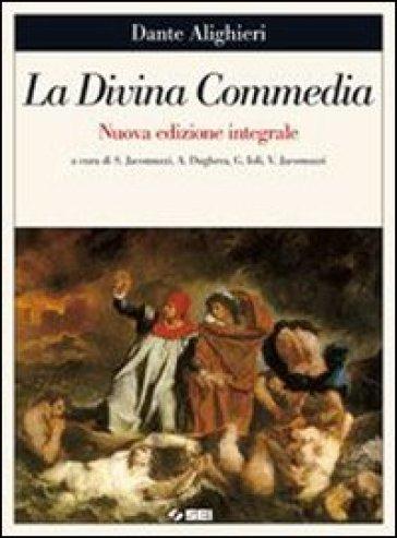 La Divina Commedia. Con le Parole della Divina Commedia. Con espansione online - Dante Alighieri  