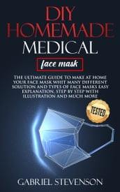 Diy Homemade Medical face mask