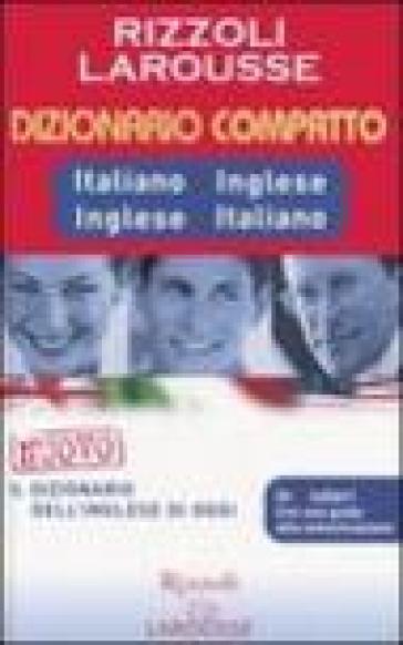 Dizionario larousse compatto italiano inglese inglese for Traduzione da inglese a italiano