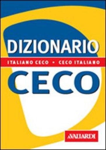 Dizionario di ceco. Italiano-ceco. Ceco-italiano - Marie Machova Turcato | Ericsfund.org