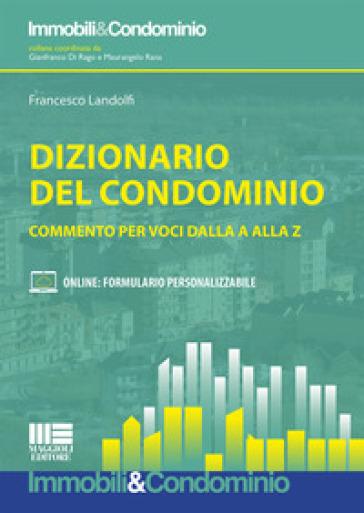 Dizionario del condominio - Francesco Landolfi | Thecosgala.com