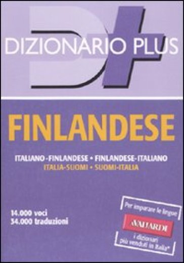 Dizionario finlandese. Italiano-finlandese, finlandese-italiano - Helena Aho Boella |
