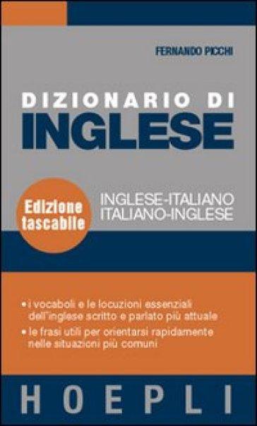 Dizionario di inglese inglese italiano italiano inglese for Traduzione da inglese a italiano